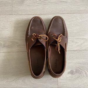 L.L. Bean Bay Boat Mocs Shoes